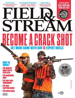 Field & Stream August 2013