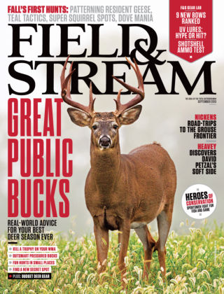 Field & Stream September 2013