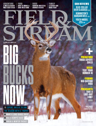 Field & Stream Dec / Jan 2014