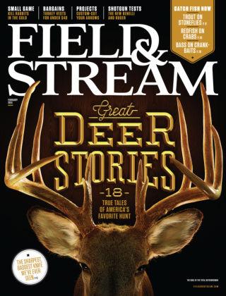 Field & Stream February 2014