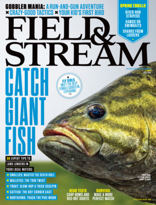 Field & Stream April 2014