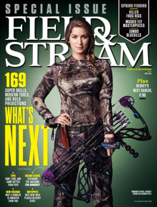 Field & Stream May 2014