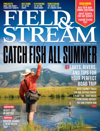 Field & Stream June 2014