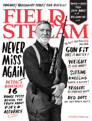 Field & Stream July 2014