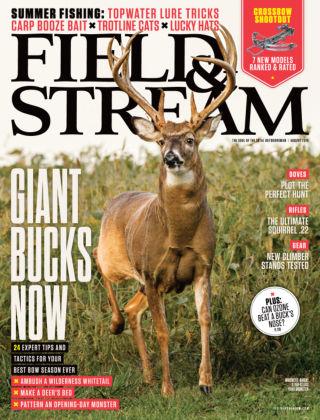 Field & Stream August 2014