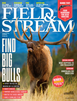 Field & Stream October 2014