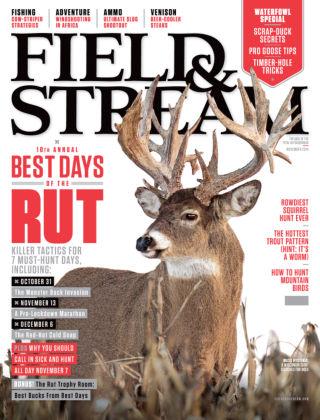 Field & Stream November 2014