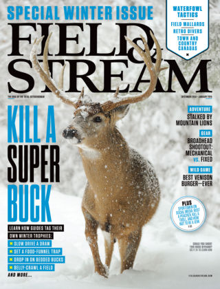 Field & Stream Dec / Jan 2015