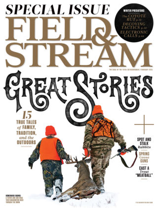Field & Stream February 2015