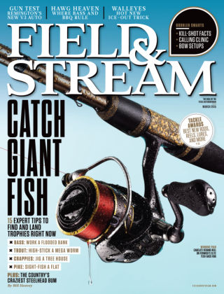 Field & Stream March 2015