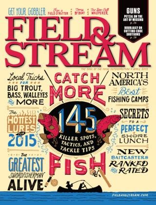 Field & Stream April 2015