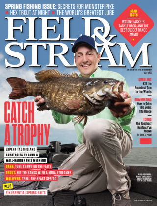 Field & Stream May 2015