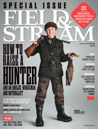 Field & Stream June 2015