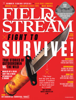 Field & Stream July 2015
