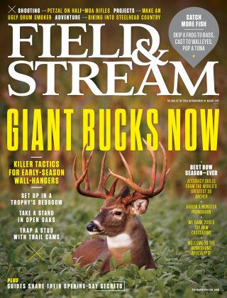 Field & Stream August 2015