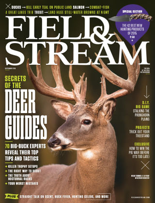 Field & Stream September 2015