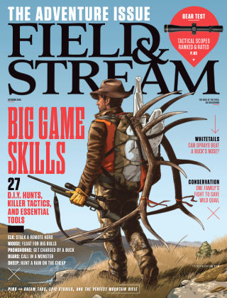 Field & Stream October 2015