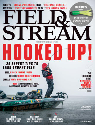 Field & Stream Apr 2016