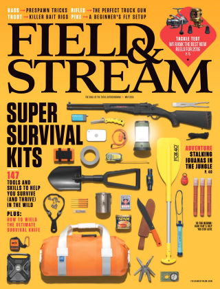Field & Stream May 2016