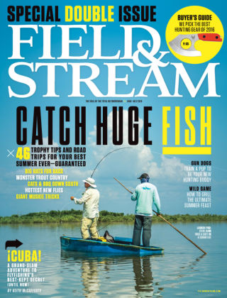 Field & Stream Jun-Jul 2016