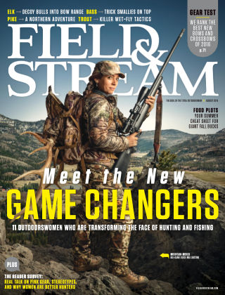 Field & Stream Aug 2016