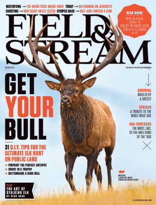 Field & Stream Oct 2016