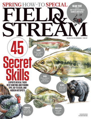 Field & Stream Apr 2017