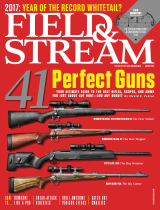 Field & Stream Aug 2017