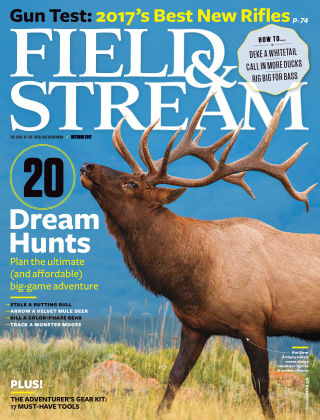 Field & Stream Oct 2017