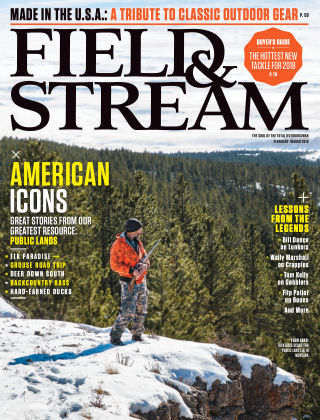Field & Stream Feb-Mar 2018