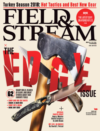 Field & Stream Apr-May 2018
