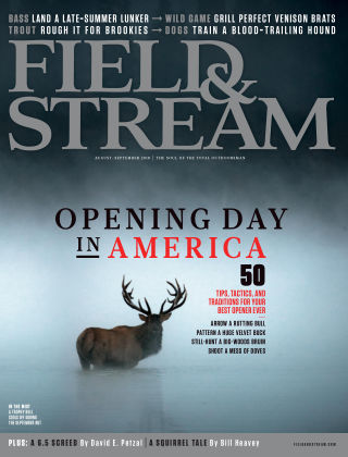 Field & Stream Aug-Sep 2018