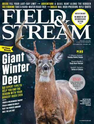 Field & Stream Dec-Jan 2019