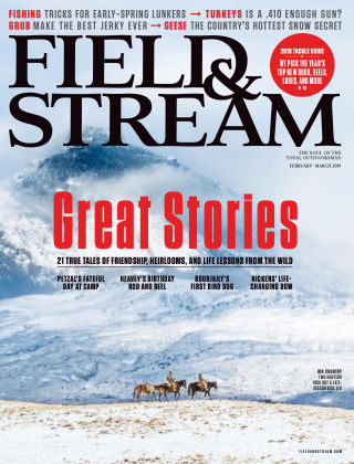 Field & Stream Feb-Mar 2019
