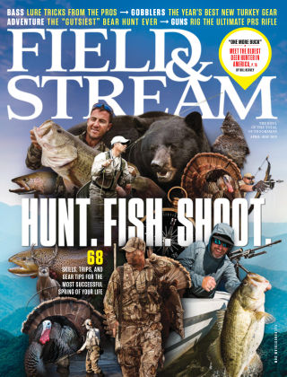 Field & Stream Apr-May 2019