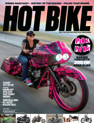 Hot Bike July 2013