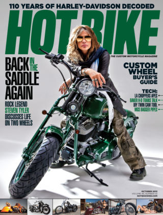 Hot Bike October 2013