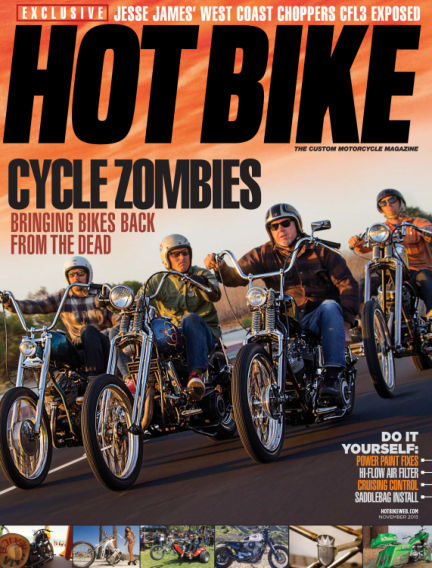 Hot Bike August 31, 2013 00:00