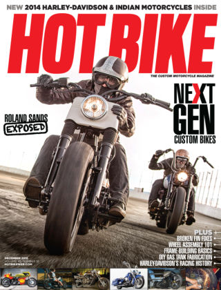 Hot Bike December 2013