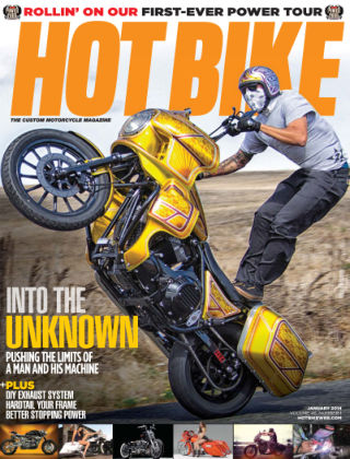Hot Bike January 2014