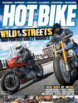 Hot Bike February 2014