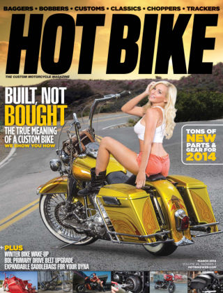 Hot Bike March 2014