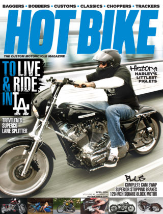 Hot Bike April 2014
