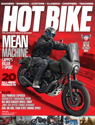 Hot Bike June 2014