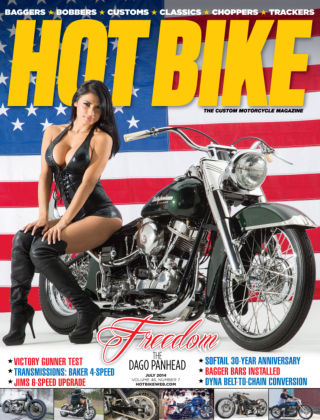 Hot Bike July 2014