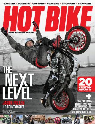 Hot Bike August 2014