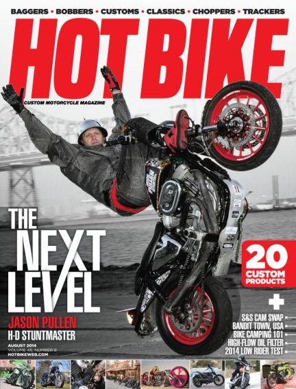 Hot Bike May 31, 2014 00:00