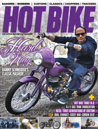Hot Bike September 2014