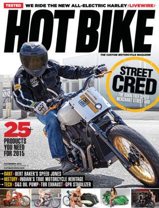 Hot Bike November 2014