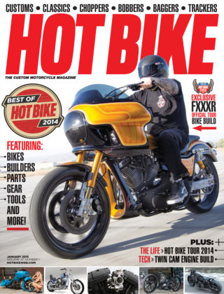 Hot Bike January 2015